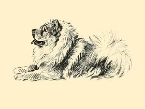 Red Prince Of Wu-Sung The Chow by Lucy Dawson