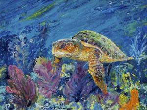 Loggerhead Turtle by Lucy P. McTier