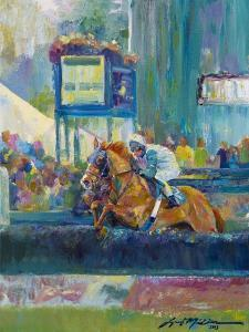 Steeplechase by Lucy P. McTier