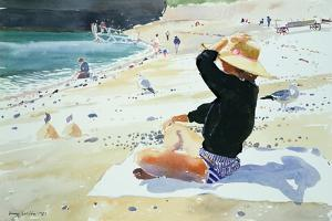 Black Jumper by Lucy Willis