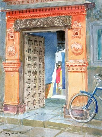 In the Old Town, Bhuj, 2003