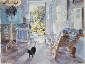 Inside Looking Out, 1991 by Lucy Willis