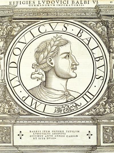Ludouicus Balbus-Hans Rudolf Manuel Deutsch-Giclee Print
