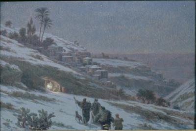 Christmas Night at Bethlehem, 1893