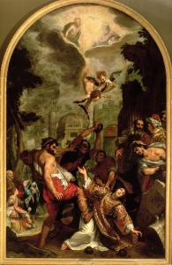The Martyrdom of St. Stephen by Ludovico Cardi Cigoli