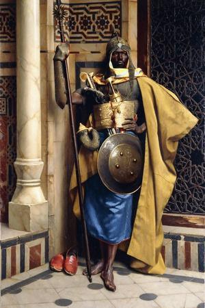 The Palace Guard, 1892