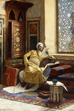 The Scholar, 1895