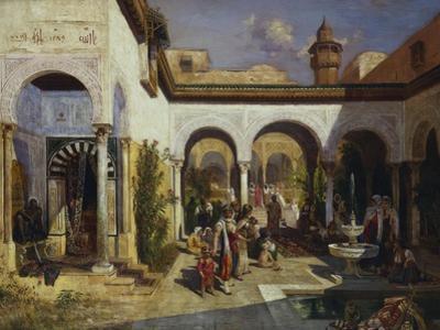 The Seraglio by Ludwig Hans Fischer