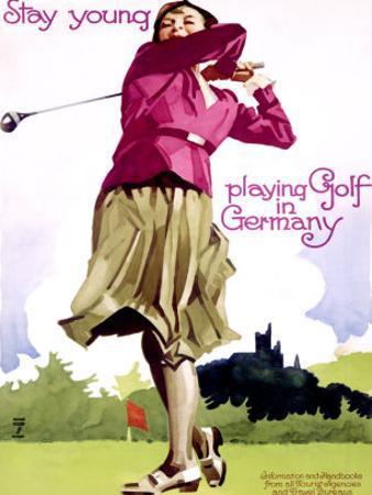 Golf in Germany