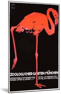 Zoologischer Garten Munich by Ludwig Hohlwein