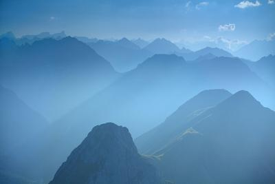 Austria, Lechtal Alps