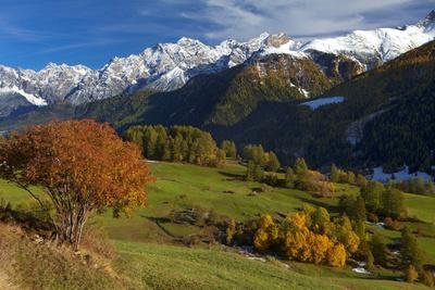 Switzerland, Unterengadin, Guarda