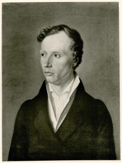 Ludwig Uhland, 1884-90--Giclee Print