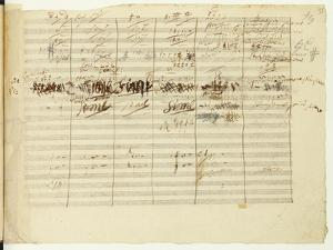'Wellington's Victory, Op. 91', Page 36, Composed by Ludwig Van Beethoven (1770-1827) by Ludwig Van Beethoven