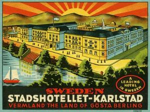 Luggage Stadshotellet-Karlstad