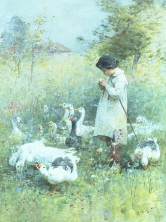 Dreaming by Luigi Chialiva