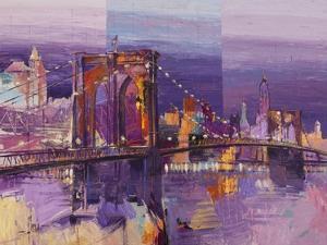 Brooklyn Bridge by Luigi Florio