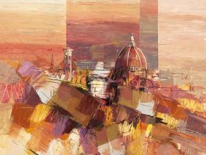 Firenze astratta by Luigi Florio
