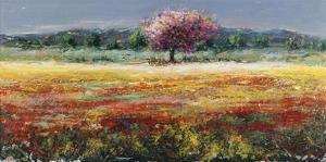 L'albero rosa by Luigi Florio