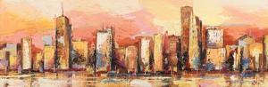 Metropolis I by Luigi Florio