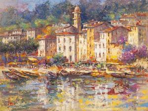 Portofino by Luigi Florio