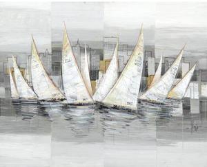 Regata by Luigi Florio