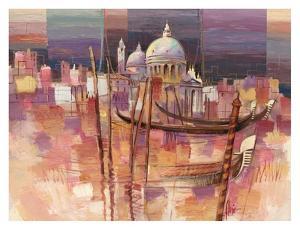 Riflessi a Venezia by Luigi Florio