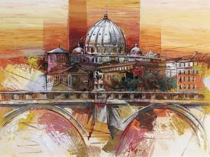 Roma eterna by Luigi Florio