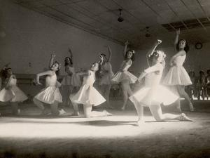 Young Dancers by Luigi Leoni