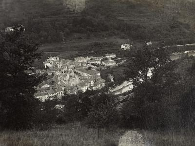 View of Canale During the First World War