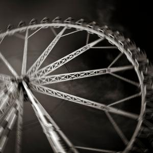 A Big Wheel Turning by Luis Beltran
