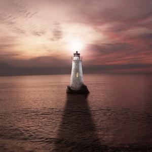 The Keeper of the Light by Luis Beltran