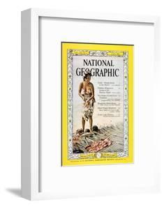 Cover of the July, 1962 National Geographic Magazine by Luis Marden