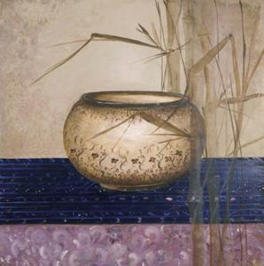 Cuenco Oriental II by Luisa Romero