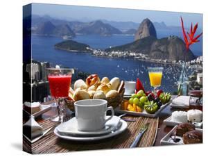 Breakfast Rio De Janeiro by luiz rocha