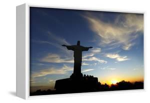 Christ The Redeemer Statue In Rio De Janeiro In Brazil by luiz rocha
