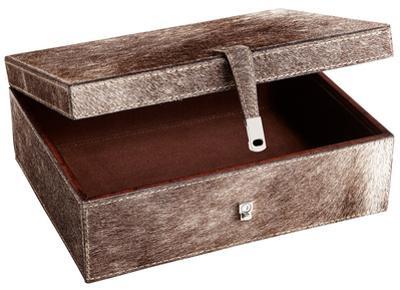 Lukas Leather Keepsake Box