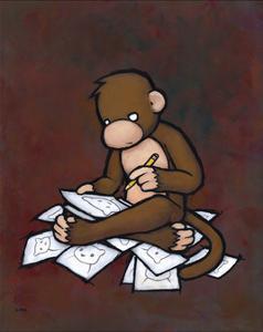 Even A Monkey by Luke Chueh