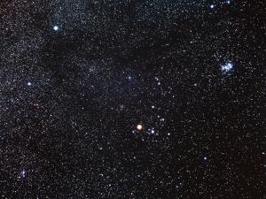 Taurus Constellation by Luke Dodd