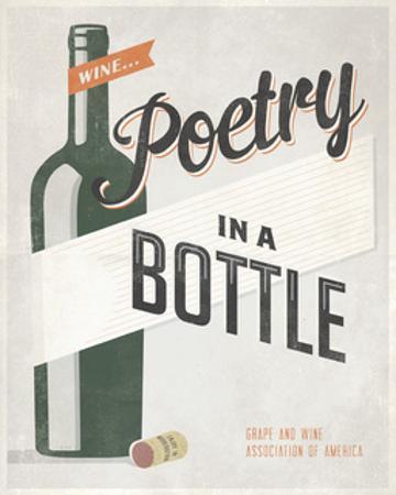 Poetry in a Bottle