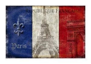 Republique Francaise by Luke Wilson