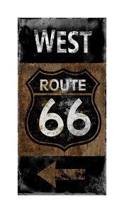 Route 66 West by Luke Wilson
