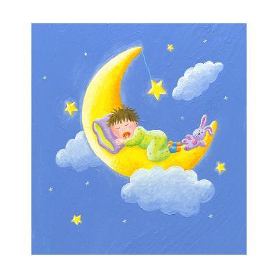 Lullaby-andreapetrlik-Art Print
