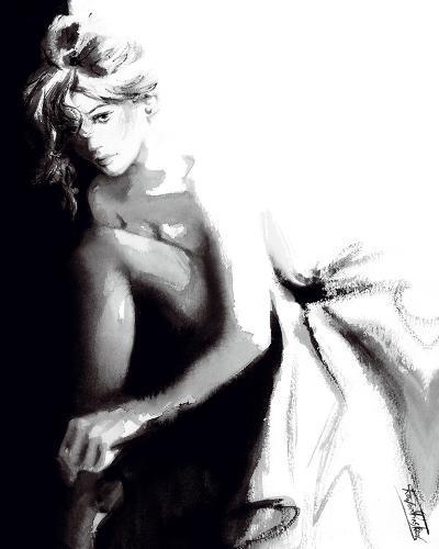 Lulu-Sharon Pinsker-Art Print