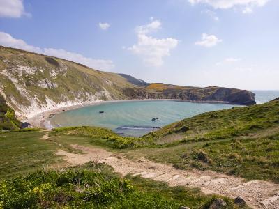 Lulworth Cove, Dorset, England, United Kingdom, Europe-Rainford Roy-Photographic Print