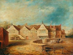 Smith House, Lightcliffe, 1830 by Lumb Stocks