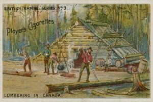 Lumbering in Canada