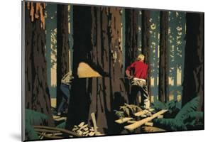 Lumberjacks, 1930