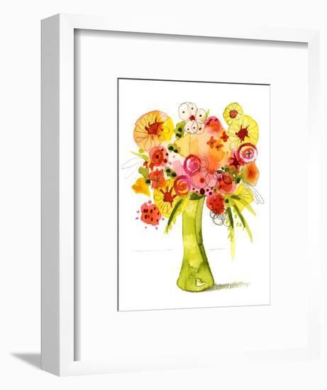 Luminosity-Stacy Milrany-Framed Art Print