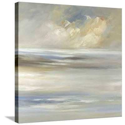Luminoso-Cat Tesla-Stretched Canvas Print